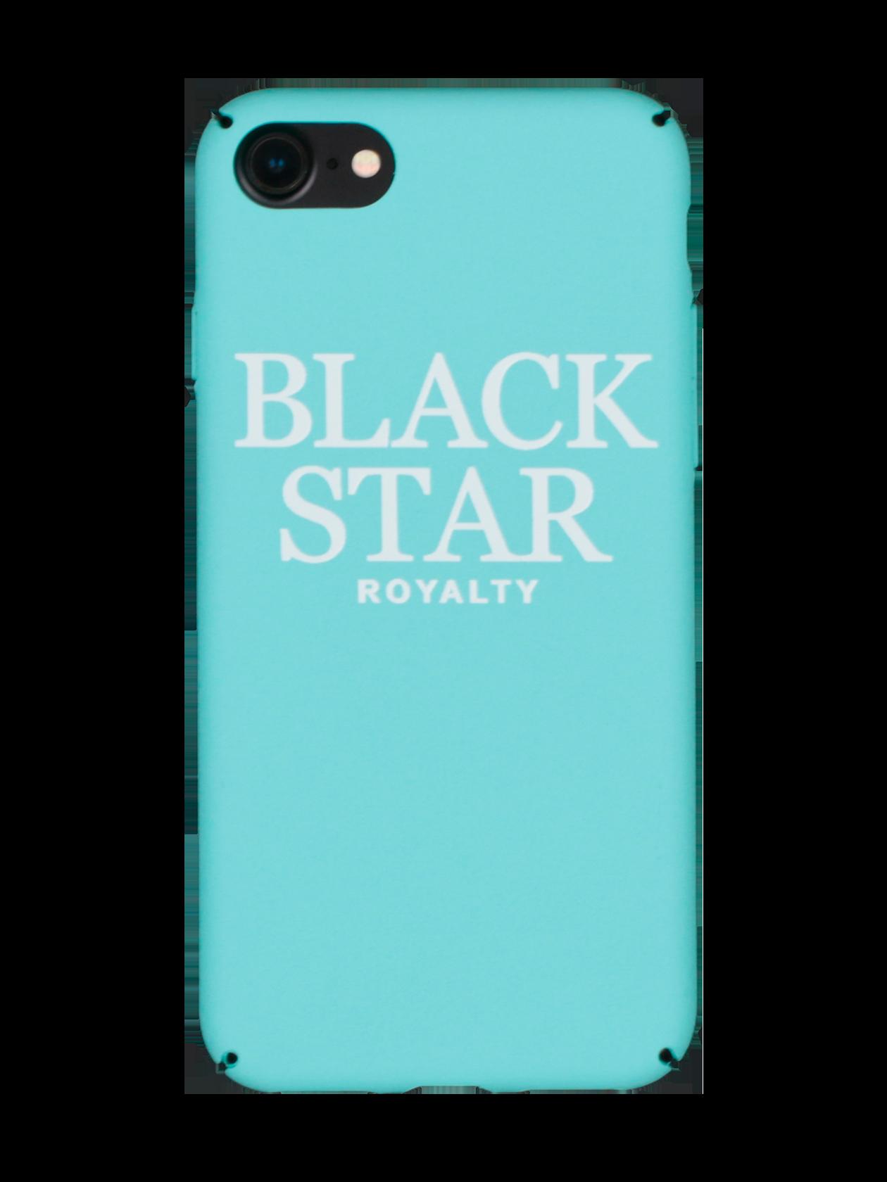Чехол для телефона ROYALTY BLACK STARПрактичный чехол для телефона Royalty Black Star в виде задней стенки мобильного устройства. Модель создана из прочного пластика, предотвращающего образование трещин, сколов на корпусе гаджета и попадание пыли. Изделие привлекает внимание яркой ментоловой расцветкой. В комбинации с фирменной надписью Black Star Royalty чехол становится стильным аксессуаром для любимого девайса. Он идеально повторяет форму телефона, оставляя доступ к имеющимся разъемам и опциям.<br><br>Размер: 6+<br>Цвет: Ментоловый<br>Пол: Унисекс