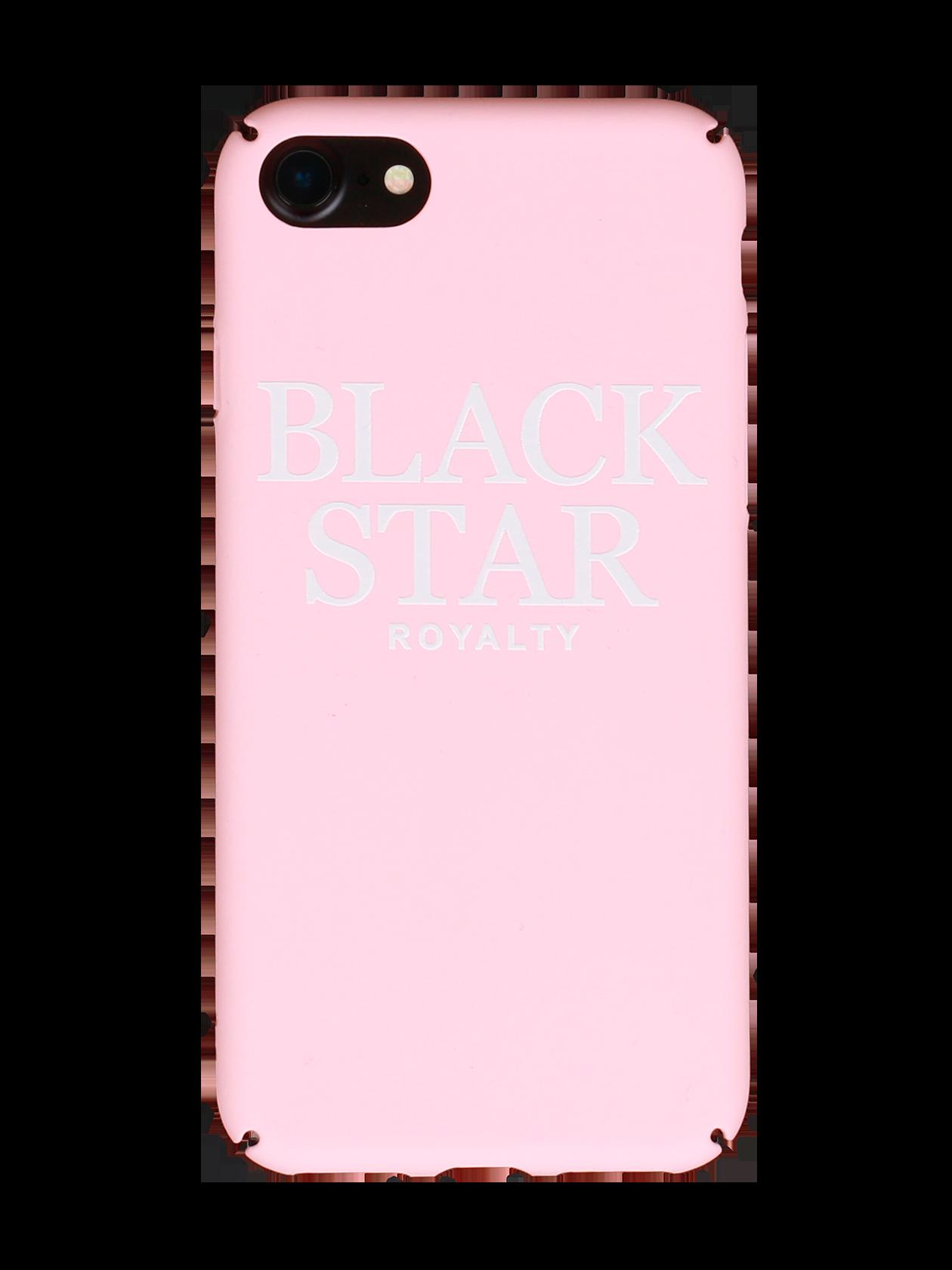 Чехол для телефона ROYALTY BLACK STARПрактичный чехол для телефона Royalty Black Star в виде задней стенки мобильного устройства. Модель создана из прочного пластика, предотвращающего образование трещин, сколов на корпусе гаджета и попадание пыли. Изделие привлекает внимание яркой ментоловой расцветкой. В комбинации с фирменной надписью Black Star Royalty чехол становится стильным аксессуаром для любимого девайса. Он идеально повторяет форму телефона, оставляя доступ к имеющимся разъемам и опциям.<br><br>Размер: 6<br>Цвет: Розовый<br>Пол: Унисекс