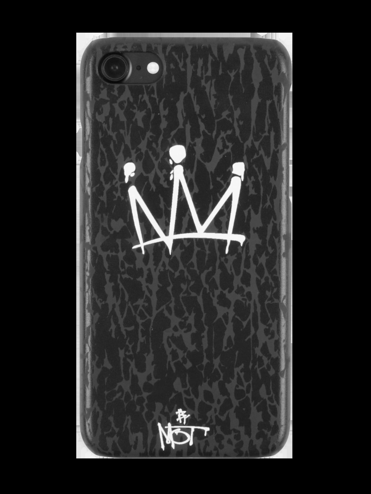 Чехол для телефона MOT CROWN<br><br>Размер: 6+<br>Цвет: Черный<br>Пол: Унисекс