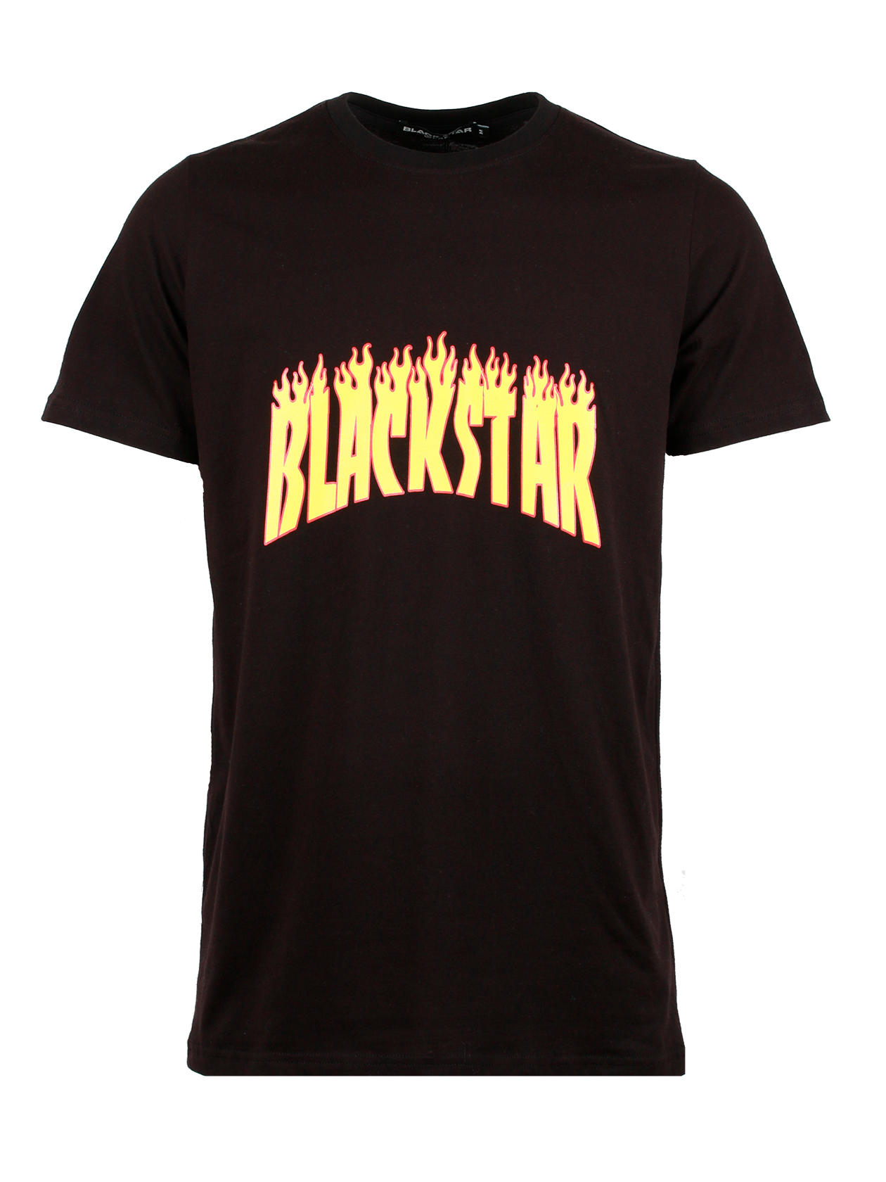 Mens t-shirt FIREMAN<br><br>size: L<br>color: Black<br>gender: male