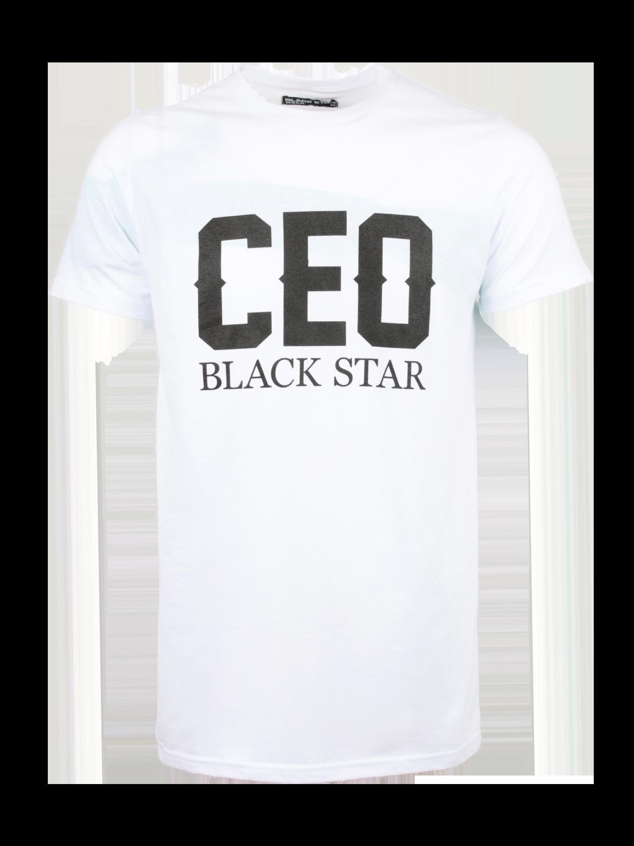 Футболка унисекс CEO ROYALTYФутболка унисекс Ceo Royalty от бренда Black Star Wear – достойный выбор для активных молодых людей. Изделие классического дизайна, слегка удлиненной формы, прямого полусвободного силуэта. Базовая черная расцветка актуальна в любом сезоне и подходит под любую одежду и обувь. Модель создана из натурального хлопка класса «люкс», отличается износостойкостью, приятна к телу. Футболка декорирована голографической золотой надписью «Ceo Black Star» на груди. Незаменимая вещь для спорта и отдыха.<br><br>Размер: L<br>Цвет: Белый<br>Пол: Мужской