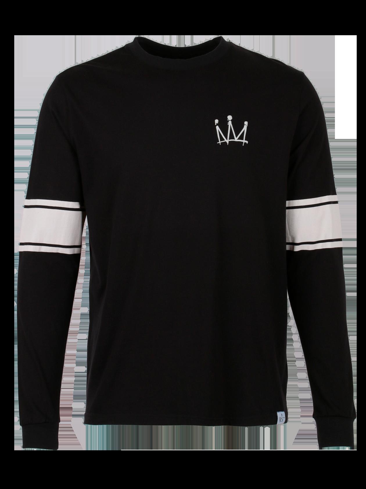 Лонгслив мужской MOT CROWN от Black Star Wear