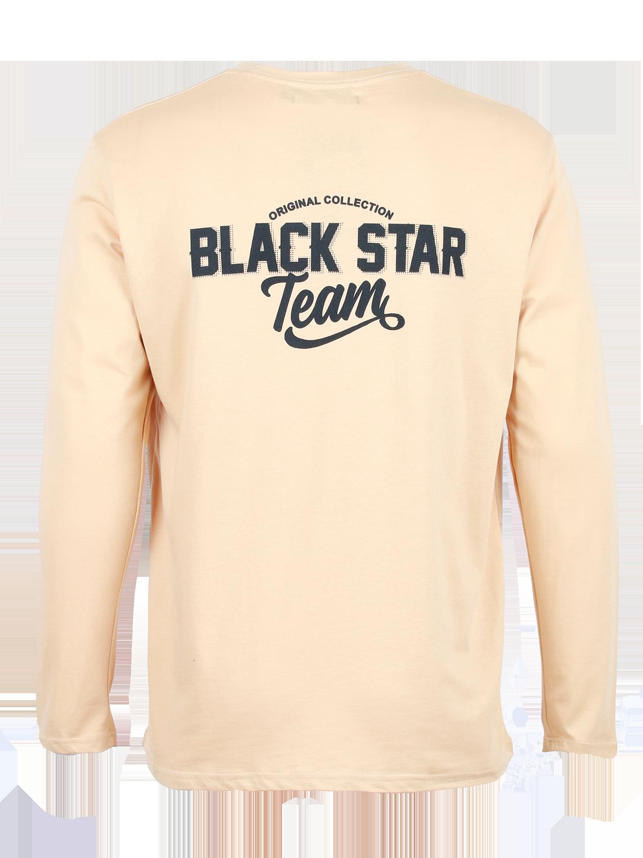 Лонгслив мужской BLACK STAR TEAM от Black Star