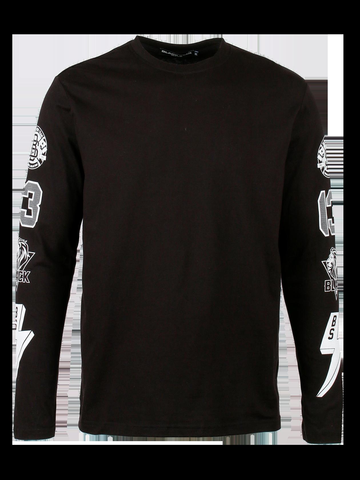 Mens long sleeve t-shirt ORIGINAL PATCH