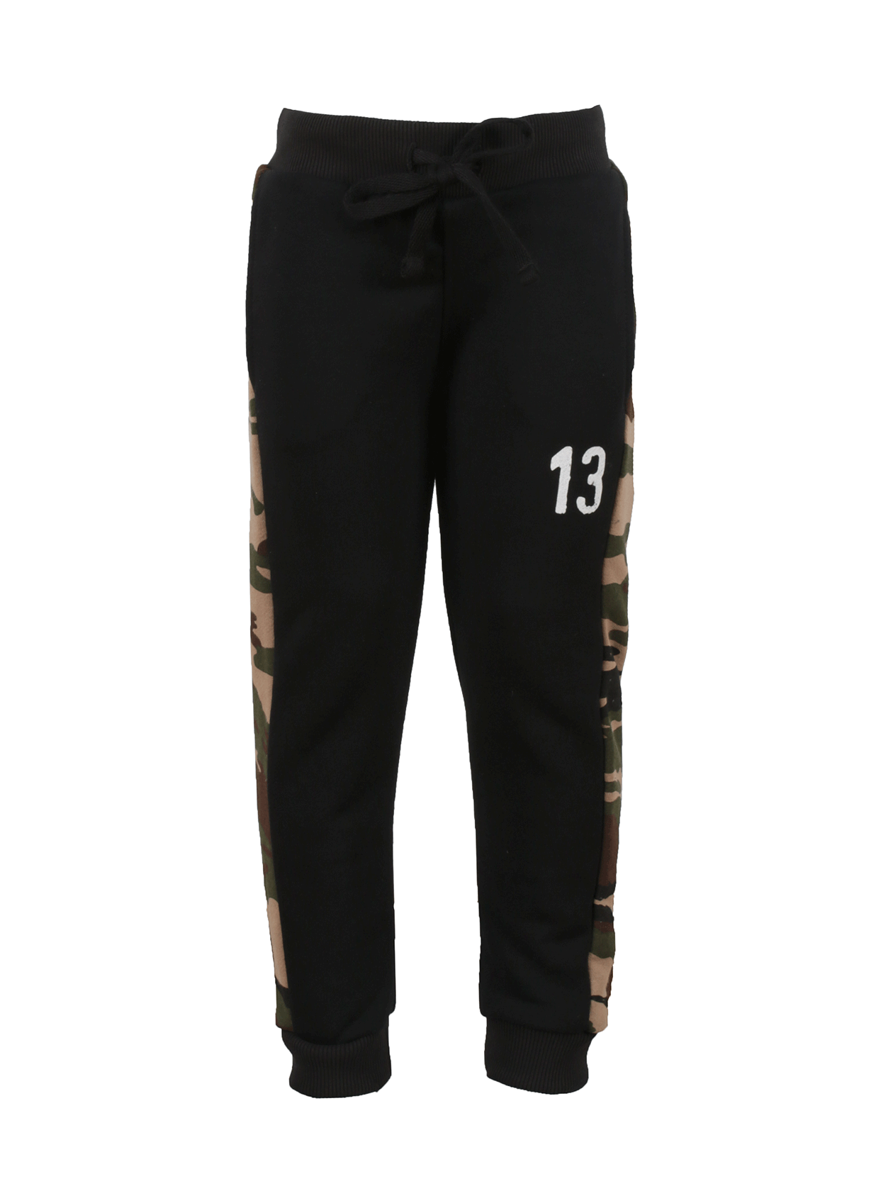 Kids trousers PROPERTY OF RUSSIA<br><br>size: 7-8 years<br>color: Black<br>gender: unisex
