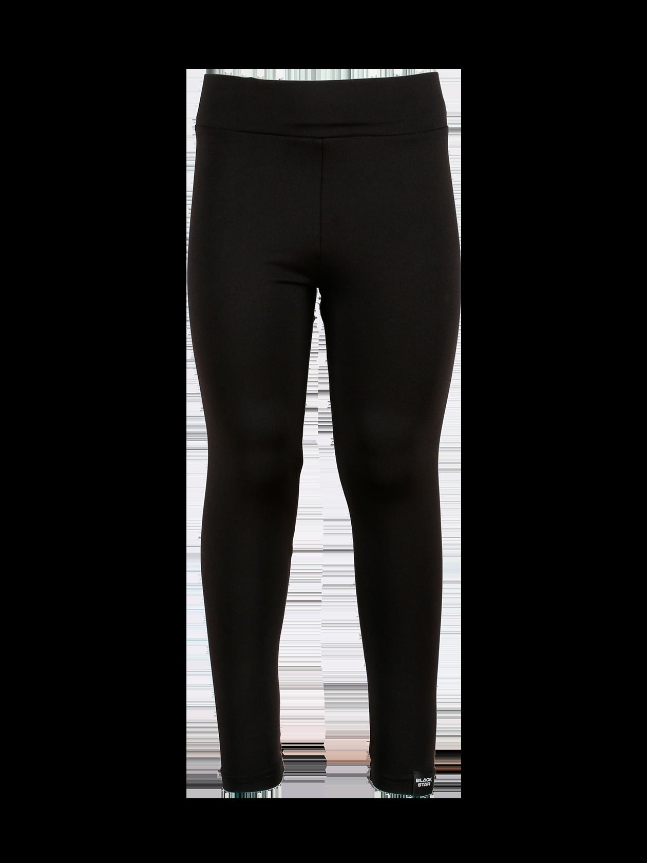 Леггинсы детские BLACK CLASSICДетские леггинсы Black Classic из линейки Basic – отличный выбор для частой носки. Модель облегающей формы с широким поясом хорошо фиксирует вещь по фигуре, сохраняя привычную активность ребенка. Базовая черная расцветка, лаконичный дизайн. Материал изготовления – бленд высококачественного хлопкового полотна с добавлением эластичной ткани для большей практичности. На левой штанине по нижнему краю оформлена фирменная нашивка с логотипом Black Star.<br><br>Размер: 5-6 years<br>Цвет: Черный<br>Пол: Унисекс