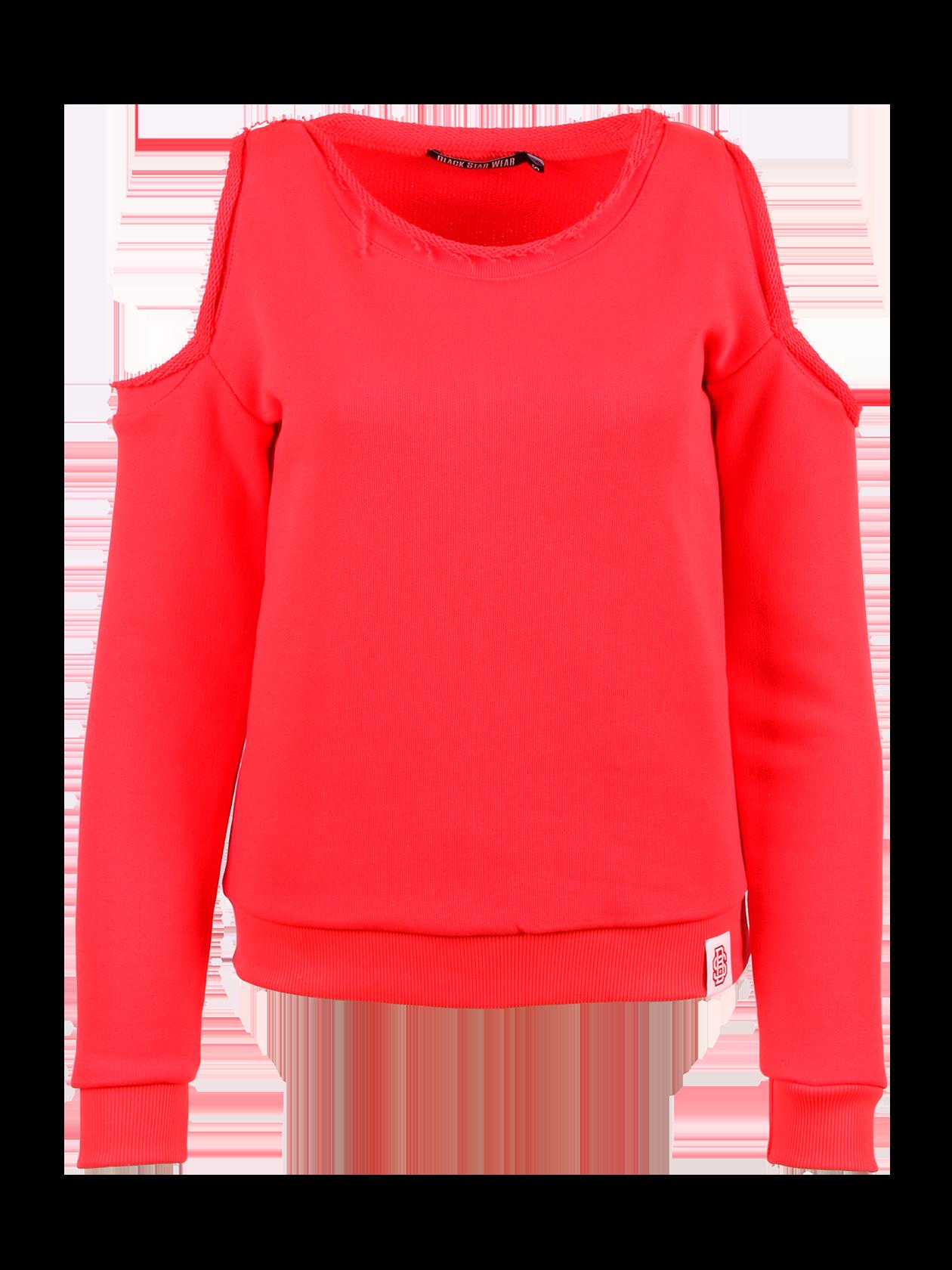 Teens hoodie SHOULDERSТолстовка подростковая Shoulders станет одной из любимых вещей юной модницы. Неординарное дизайнерское решение – вырезанная верхняя часть рукавов. Свободный силуэт не сковывает движения, обеспечивая максимум комфорта. Горловина оформлена в форме лодочки, манжеты и пояс собраны на эластичную трикотажную резинку в тон изделия. Изготовленная из натурального футера кораллового оттенка, модель отличается практичностью и износостойкостью.<br><br>size: 15-16 years<br>color: Red<br>gender: unisex