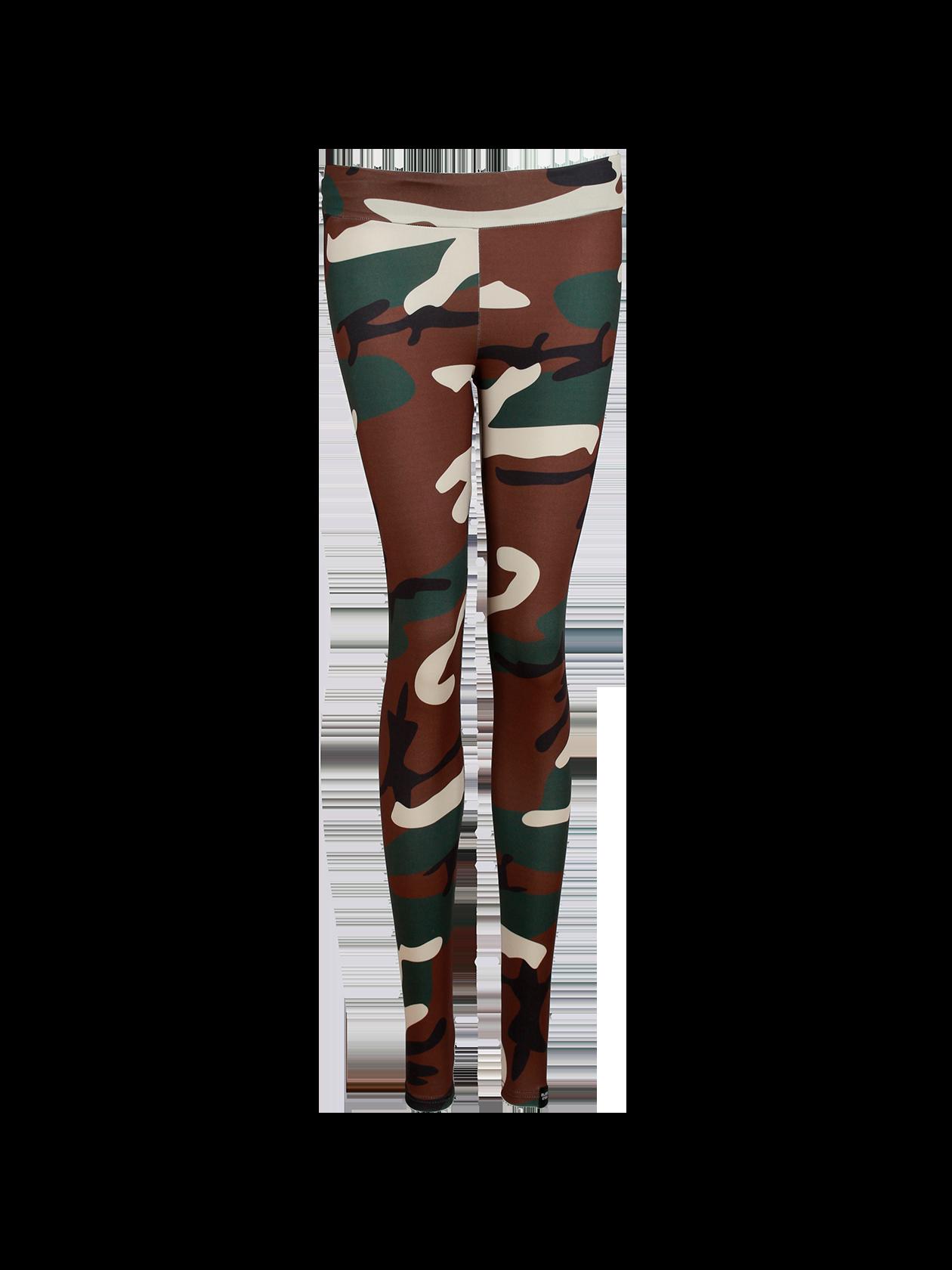 Teens leggings CAMO 13 от BlackStarWear INT