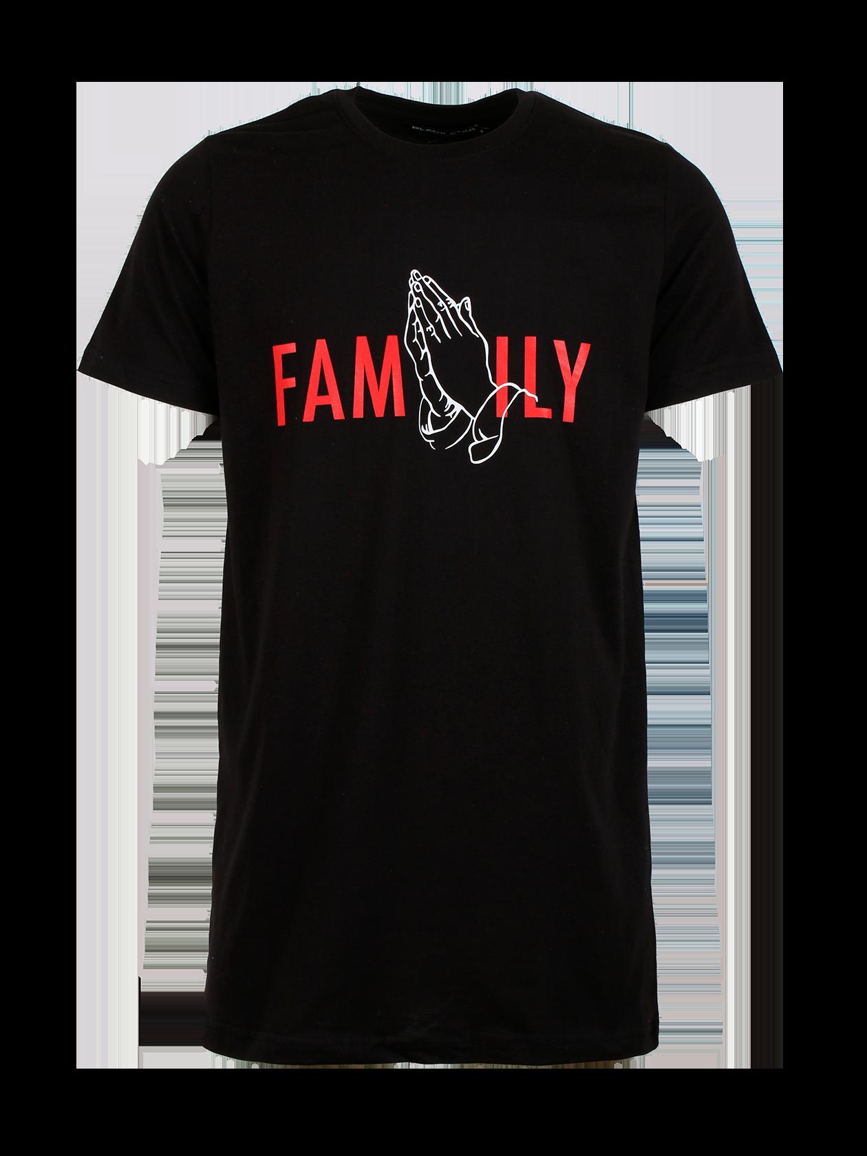 Футболка подростковая EK FAMILYСтильная удлиненная подростковая футболка ЕК Family в черном цвете – модный тренд из официального мерча Егора Крида. Удлиненная широкая модель с приспущенной линией плеча и свободным коротким рукавом. Горловина в форме лодочки с жаккардовым лейблом по внутреннему краю спинки. На груди эффектная красная надпись «Family» с принтом «соединенные ладони». На спине фирменный знак ЕК белыми буквами и красная подпись Егор Крид. Изделие выполнено из премиального хлопка. Достойная вещь для создания стиля на каждый день.<br><br>Размер: 12-14 years<br>Цвет: Черный<br>Пол: Унисекс