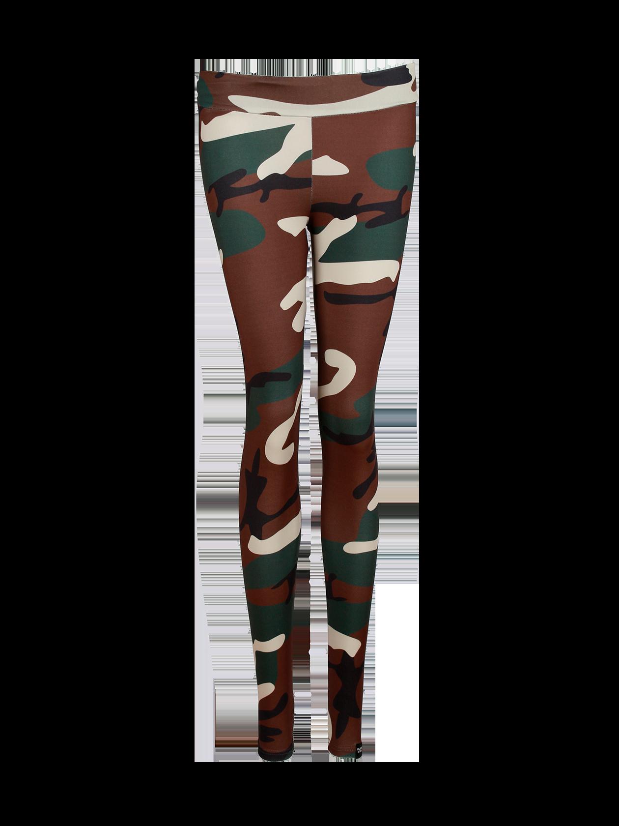Леггинсы женские CAMO 13 от Black Star Wear