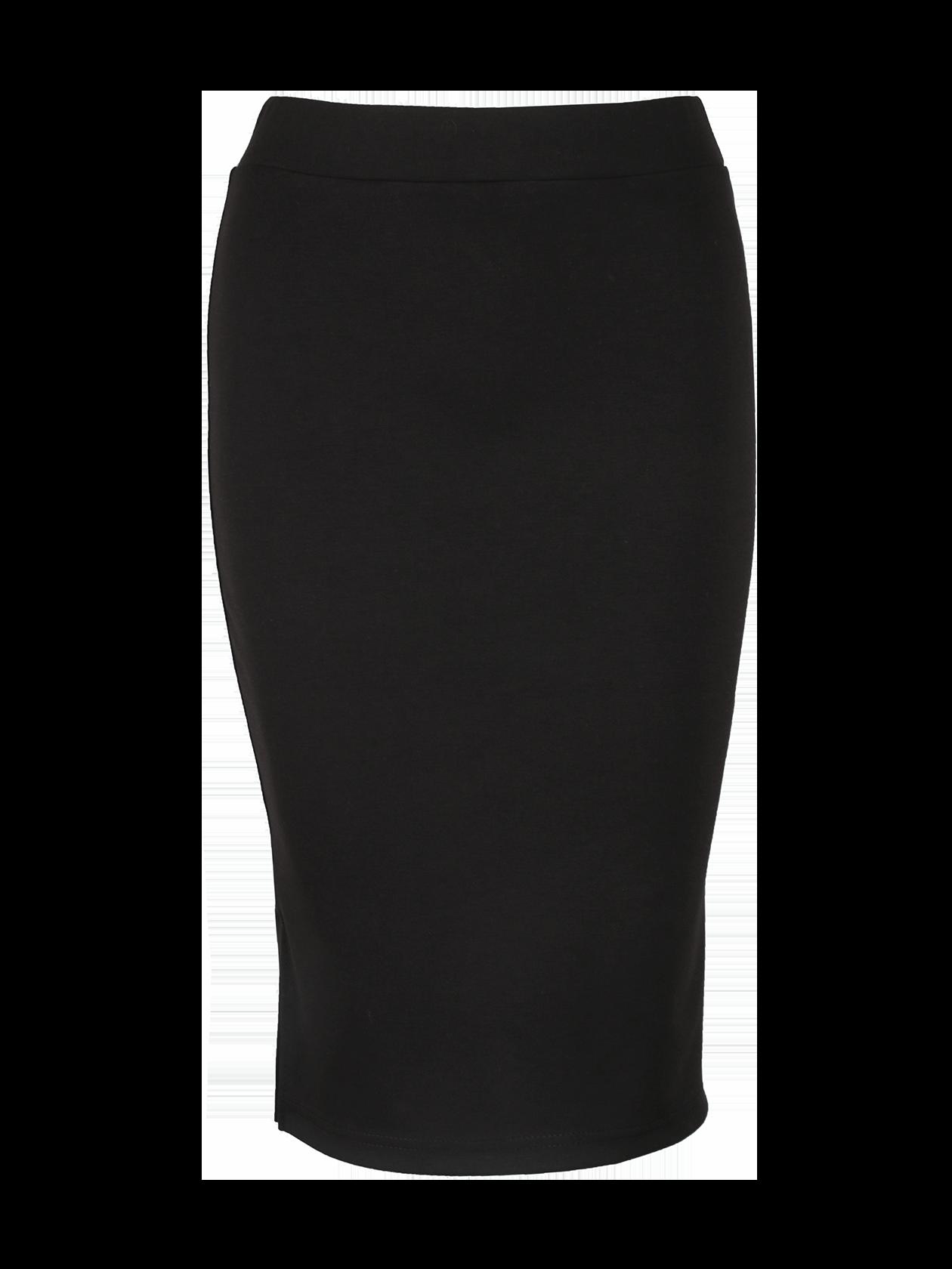 Юбка женская ROYALTY SKINNYЮбка женская Royalty Skinny – идеальное решение для создания стиля на каждый день. Модель классического силуэта «карандаш» с облегающим кроем и длиной по колено. Пояс оформлен широким эластичным трикотажем. Изделие представлено в базовом черном цвете, выполнено из высококачественного материала. Юбка от Black Star Wear комбинируется с различной обувью и одеждой, подходит для работы, прогулок и отдыха.<br><br>Размер: S<br>Цвет: Черный<br>Пол: Женский