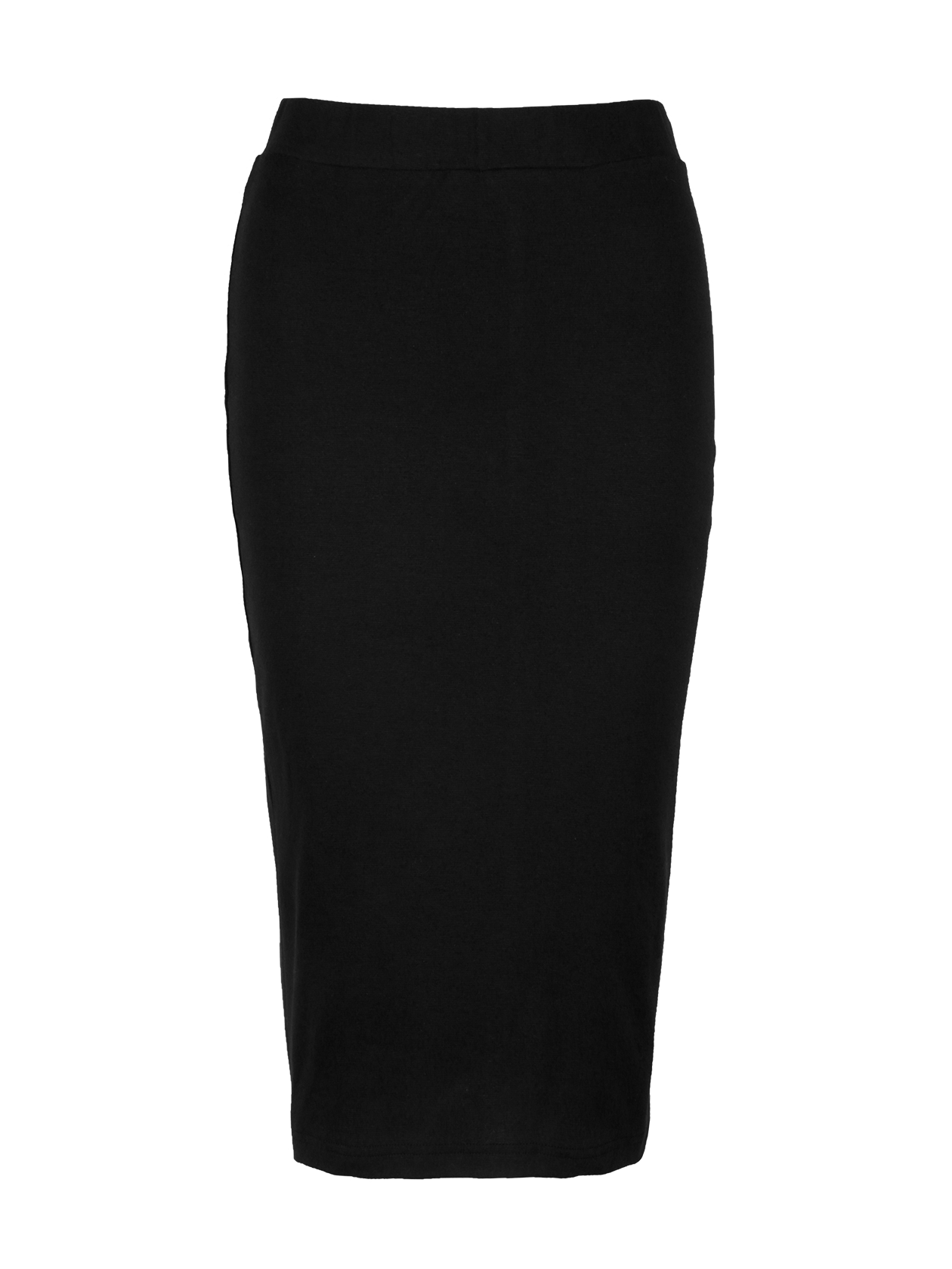Womens Skirt SKINNY BASIC<br><br>size: M<br>color: Black<br>gender: unisex