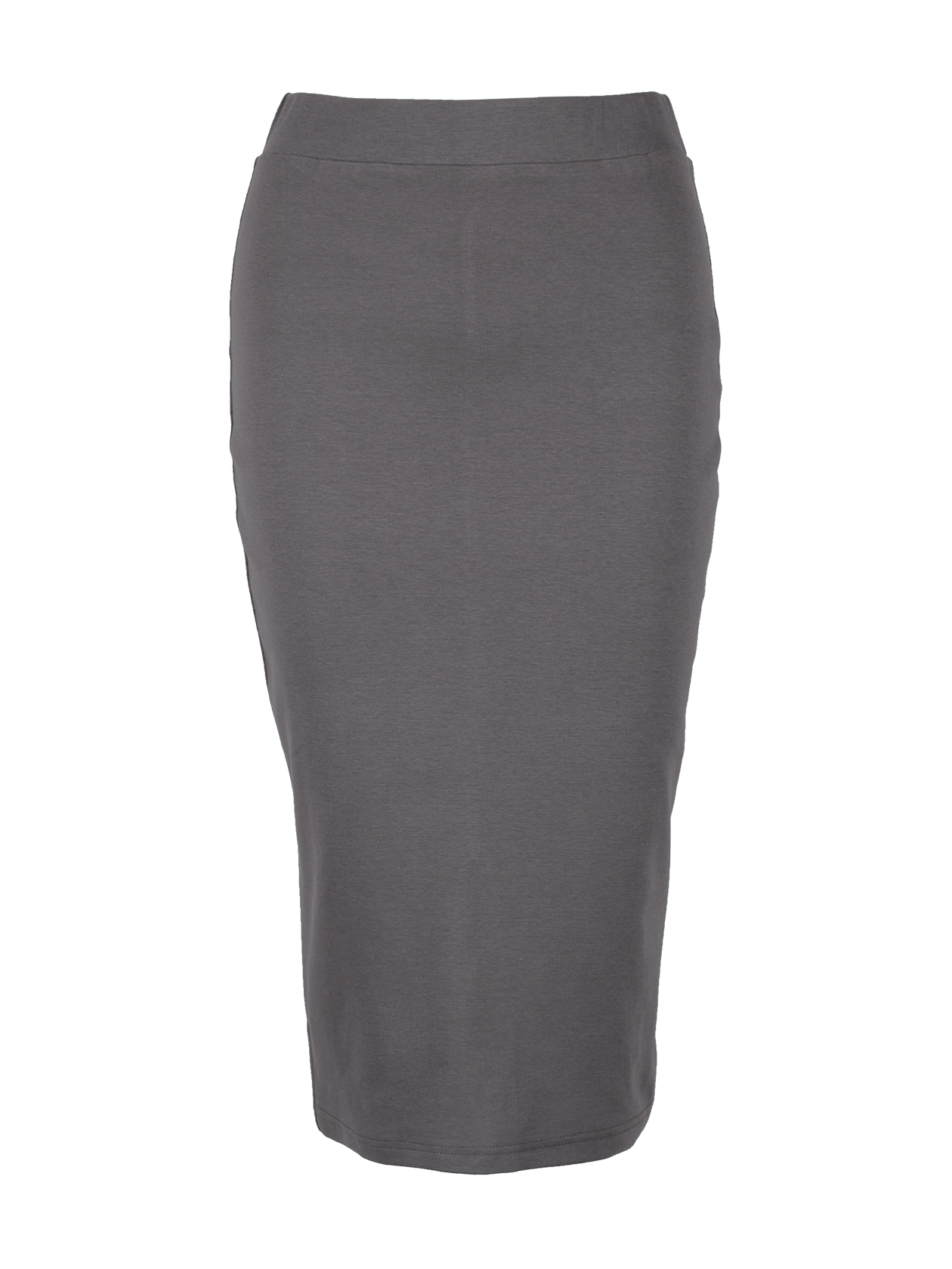 Юбка женская SKINNY BASICЮбка женская Skinny Basic от бренда Black Star Wear – стильное дополнение повседневного гардероба. Модель сшита из практичного материала премиального качества. Облегающий крой «карандаш» с длиной по колено подходит для любого типа фигуры. Пояс средней ширины хорошо фиксирует изделие на талии. Юбка представлена в двух цветовых вариантах – черном и сером. Может носиться со спортивной и классической одеждой и обувью.<br><br>Размер: M<br>Цвет: Серый<br>Пол: Женский