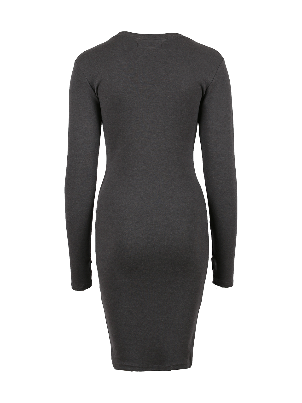Платье женское SKINNY RIB от Black Star