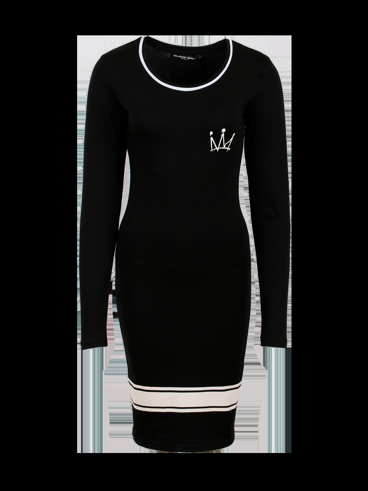 Платье женское MOT CROWN от Black Star Wear