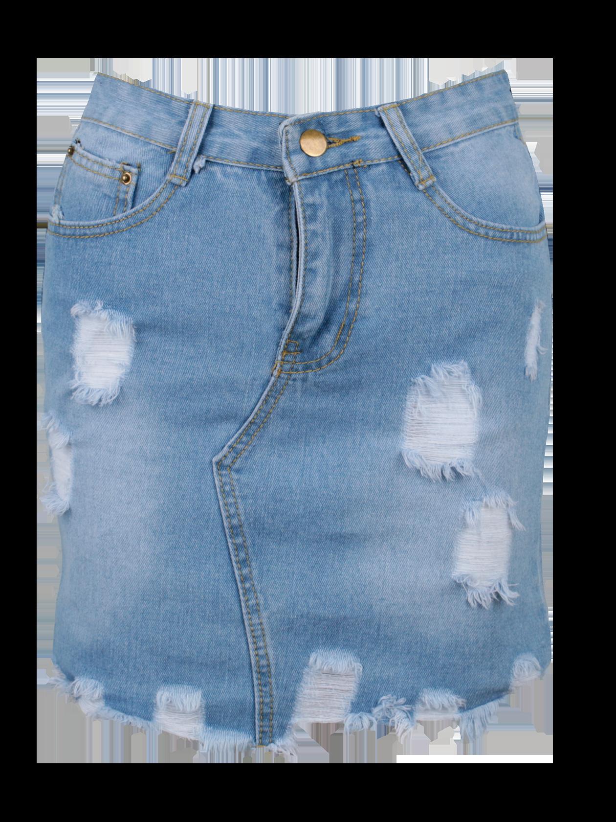 Юбка джинсовая женская DENIM GIRLЮбка джинсовая женская Denim Girl из коллекции Black Star – актуальный тренд для любого сезона. Стильная модель классической светло-голубой расцветки отлично комбинируется с повседневным гардеробом. Полуоблегающий крой, длина до середины бедра. C фронтальной и тыльной стороны оформлены декоративные швы, на заднем кармане вышивка с цифрой 13. Дизайн дополнен потертостями по всему периметру изделия. Низ с необработанным краем, на поясе имеются петли для ремня. Юбка создана из высококачественного натурального материала.<br><br>Размер: XS<br>Цвет: Голубой<br>Пол: Женский