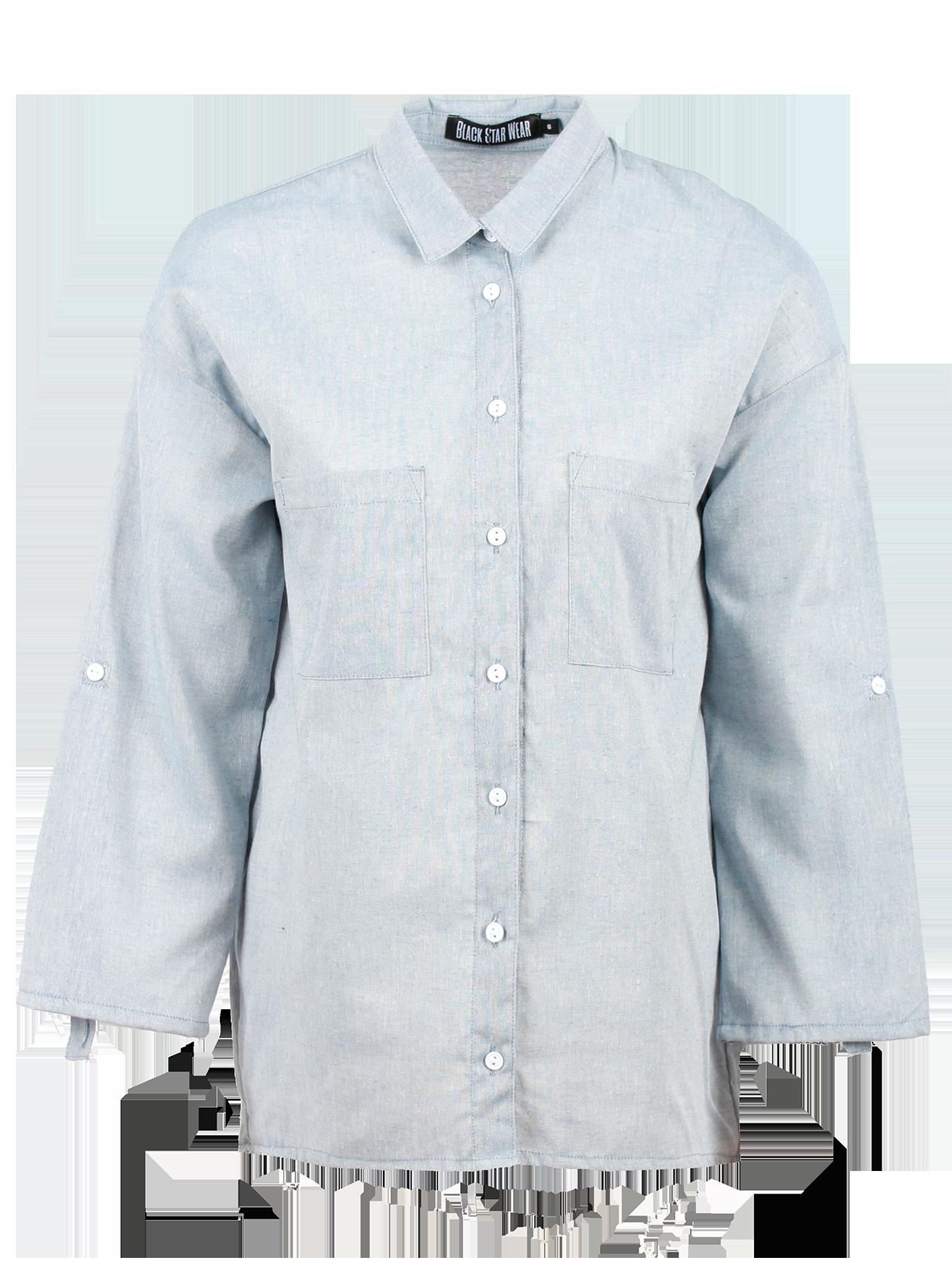 Womens Shirt Serene<br><br>size: XS<br>color: Light Blue<br>gender: female